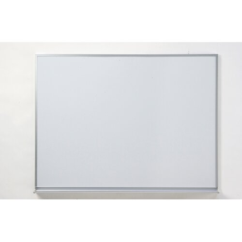 Claridge Products Special Low Gloss Deluxe 4' x 12' Whiteboard