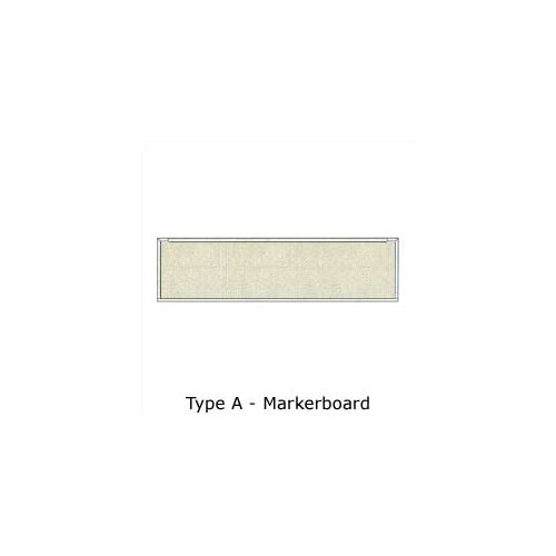 Claridge Products Series 800 4' x 6' Whiteboard