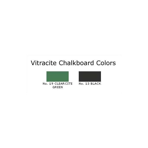 Claridge Products Premiere Wood Frame Reversible Chalkboard