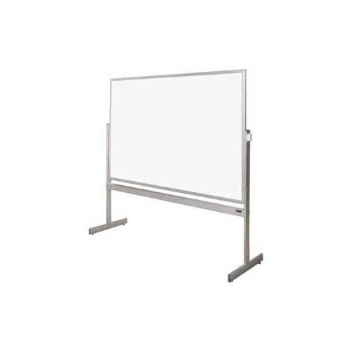 Claridge Products Premiere Reversible 4' x 6' Whiteboard
