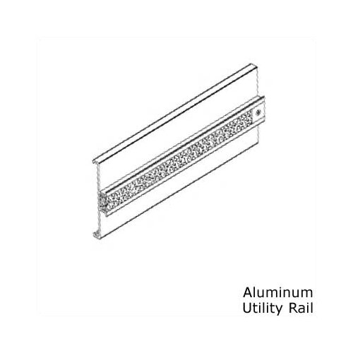 Claridge Products MOD 5 Utility Rail