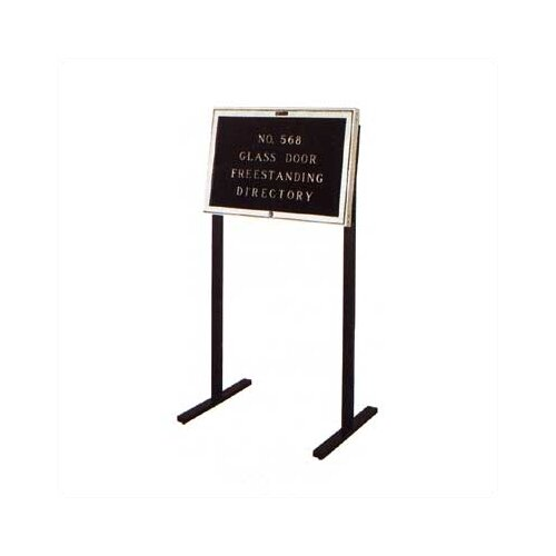 Claridge Products No. 568 Freestanding Directory