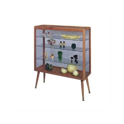 Claridge Products Freestanding Display Case