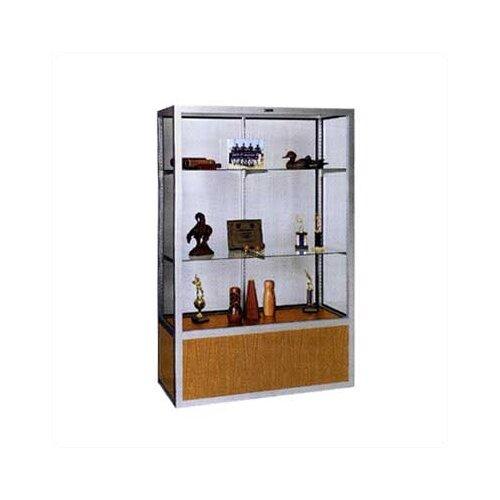 Claridge Products Freestanding Display Case