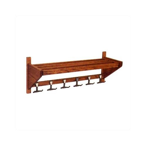 Claridge Products Hat and Coat Rack