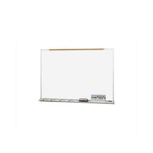 Claridge Products Deluxe 4' x 16' Whiteboard