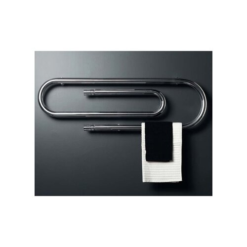 Scirocco by Nameeks Graffe Wall Mount Hydronic Towel Warmer