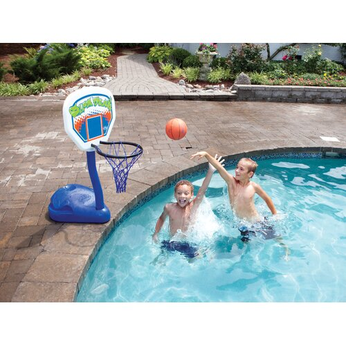 Swimways Poolside Basketball