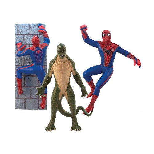 Spiderman Dive Characters