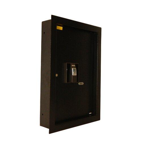 Viking Security Biometric Hidden Wall Safe