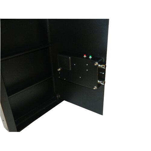 Viking Security Biometric Hidden Wall Safe