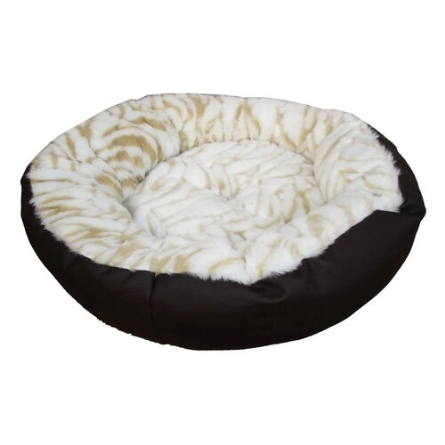 PetPals Extra Warm Donut Dog Bed