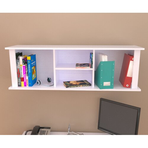 Inval Laura Wall Mounted Hutch with 2 Shelves