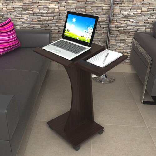 Inval Rolling Laptop Cart