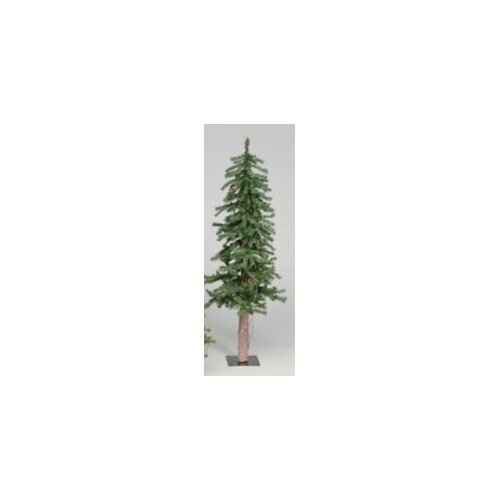 Vickerman Co. Alpine Tree 5' Green Pine Artificial Christmas Tree with Stand