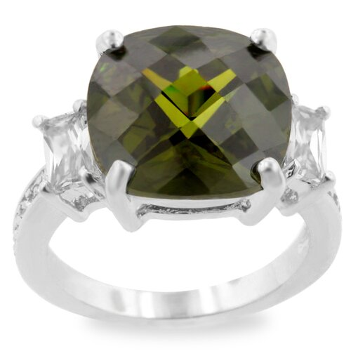 Kate Bissett Jonquil Cubic Zirconia Ring