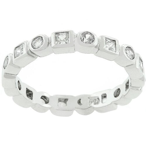 Kate Bissett Hollywood Cubic Zirconia Eternity Ring