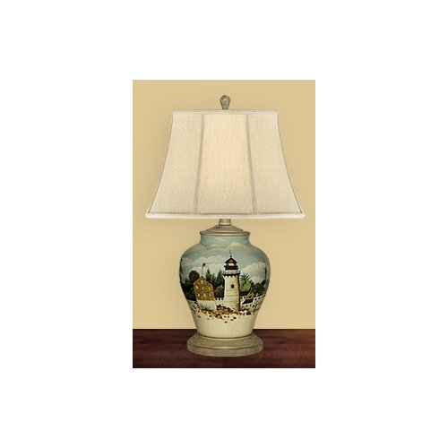 JB Hirsch Home Decor Outer Banks Table Lamp