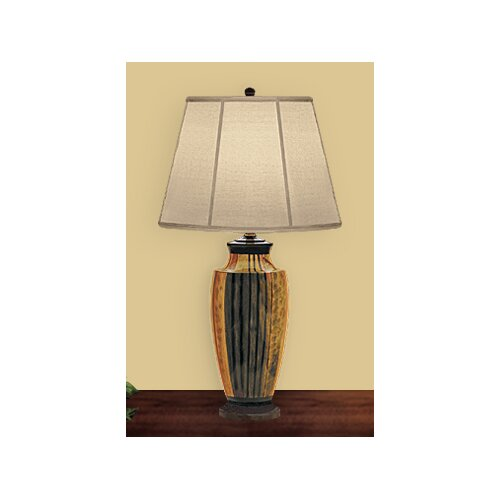 JB Hirsch Home Decor Lifestyle Table Lamp with Empire Shade