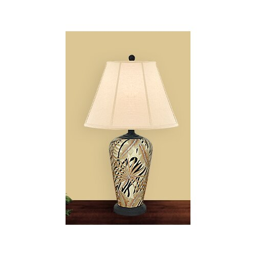 JB Hirsch Home Decor Garden Table Lamp