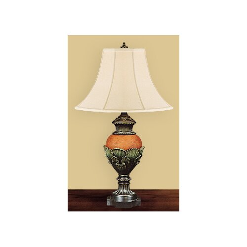 JB Hirsch Home Decor Lily Pad Table Lamp
