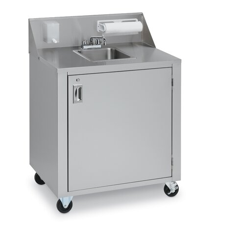 Portable Single Basin 34