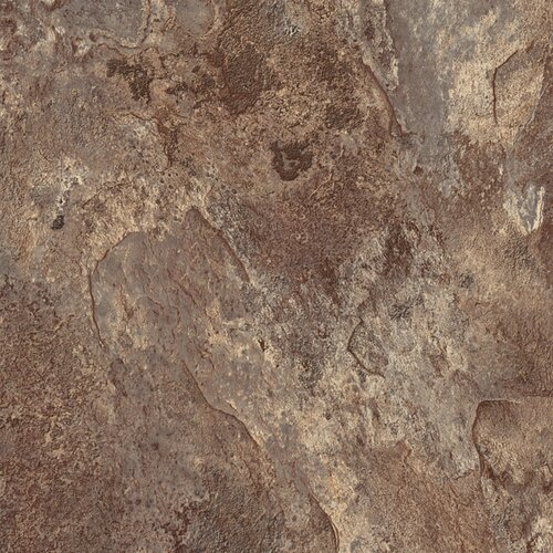 Congoleum DuraCeramic Roman Elegance 15.63'' x 15.63'' Vinyl Tile in ...