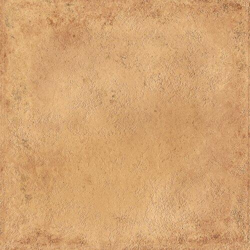 "Congoleum DuraCeramic Cambridge 15-5/8"" x 15-5/8"" Vinyl Tile in Fired Golden Clay"