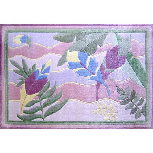Fun Rugs Jade Reynolds Feathers Kids Rug