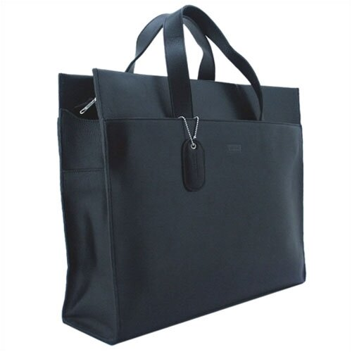Leatherbay Downtown Computer Tote Bag