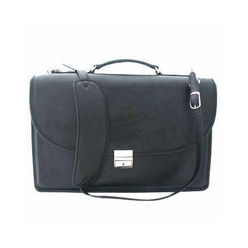 Genuine Leather Laptop Briefcase