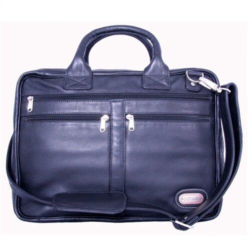 Princeton Leather Laptop Briefcase