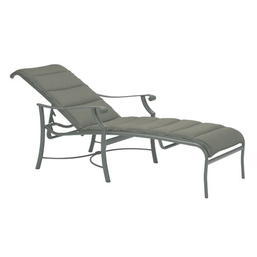 Montreux Padded Sling Chaise Lounge