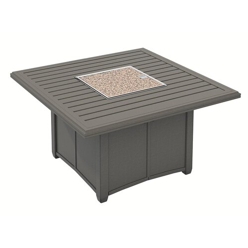 Banchetto Table with Firepit