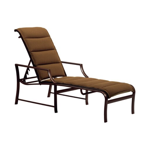 Windsor Padded Sling Chaise Lounge