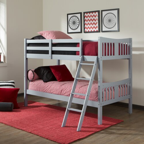 Caribou Twin over Twin Bunk Bed