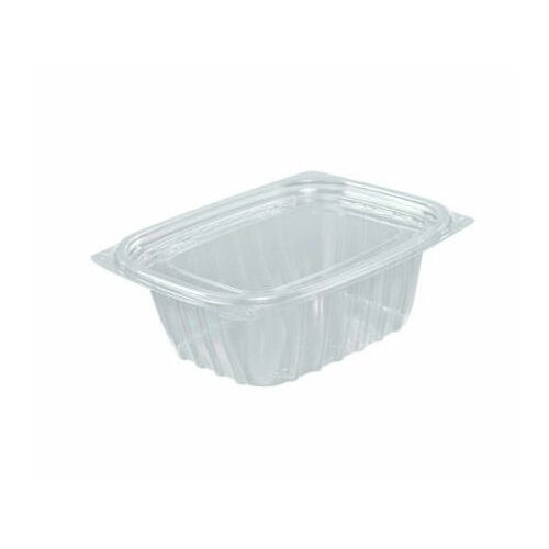 DART® 12 oz Clearpac Plastic Container 63/Bag with Lid in Clear