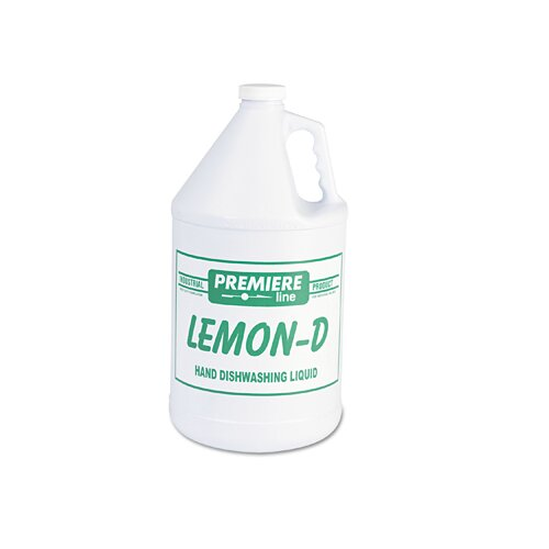 Kess Lemon-D Dishwashing Liquid