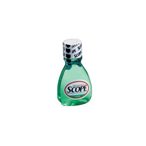SCOPE® Mint Mouthwash - 1.5 oz (180 pack)