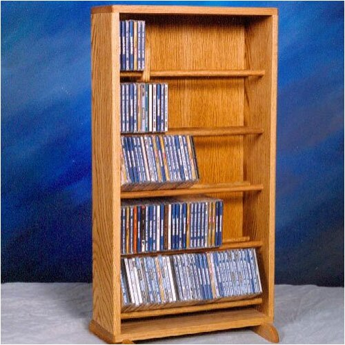 Wood shed cd storage rack vancouver