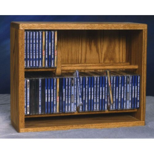 200 Series 80 CD Multimedia Storage Rack