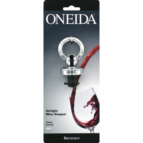 Oneida Barware Airtight Wine Stopper