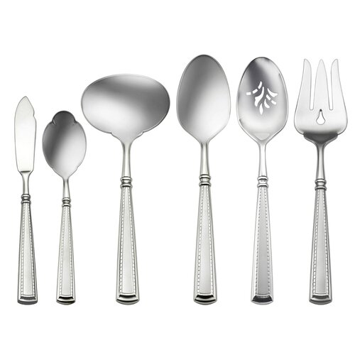 Couplet 6 Piece Serving Set