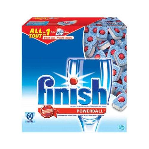 Finish 43.2 Oz Powerball Dishwasher Tabs - Fresh Scent