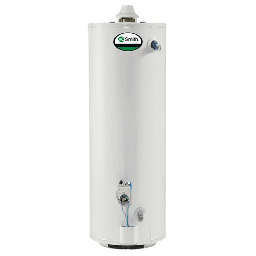 Water Heater Residential High Recovery Nat Gas 50 Gal ProMax + 62,500 BTU 6yr Limited ...