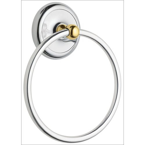 Creative Specialties by Moen Yorkshire Wall Mounted Towel Ring