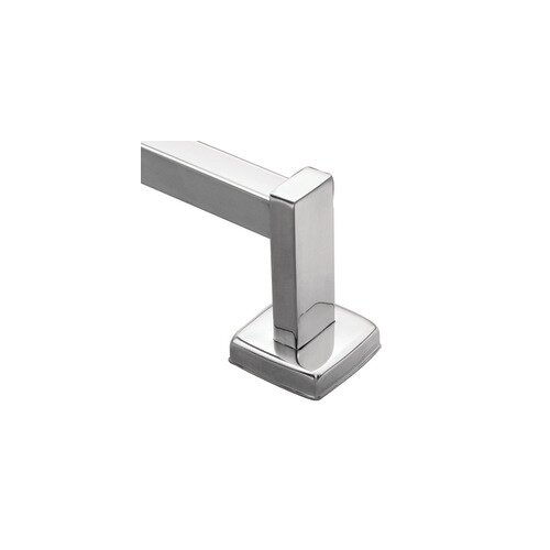 """Creative Specialties by Moen Stainless Steel 24"""" Wall Mounted Towel Bar"""