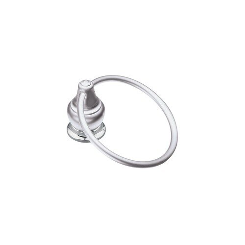 Creative Specialties by Moen Decorator Wall Mounted Towel Ring