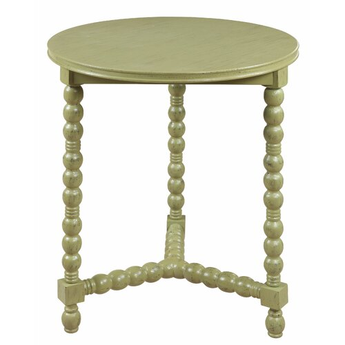 Cottage Pistachio Milk End Table