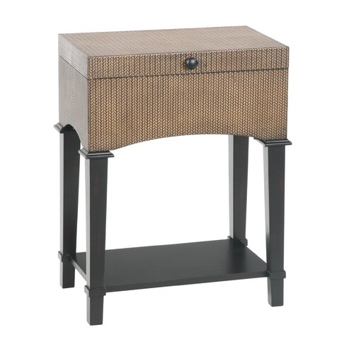Gail's Accents Mirage Trunk End Table